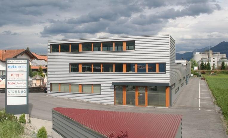 Strub AG Gebäude