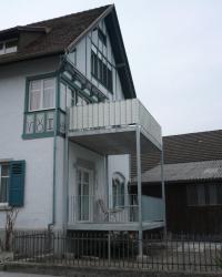 Metallbau Balkon